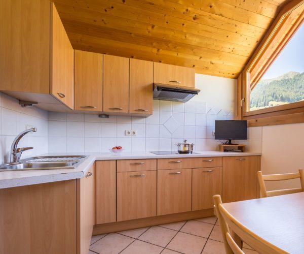 Übersicht Küche